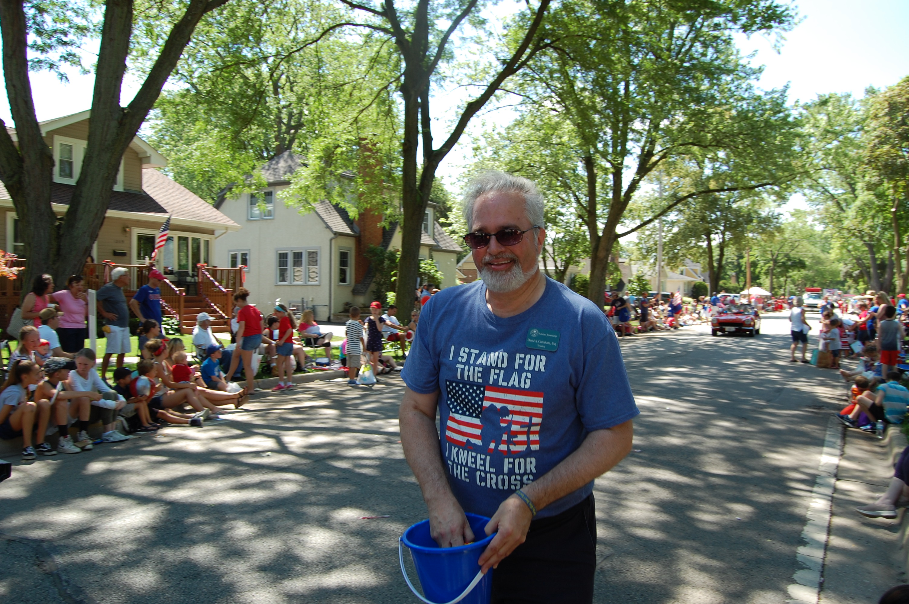 David in DP Parade